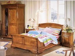 chambre bois chambre en bois massif noyer de fabriquée en