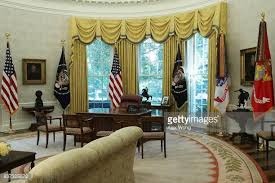 White House Interior Pictures Oval Office Stock Photos And Pictures Getty Images