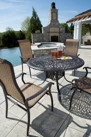 Sling Back Patio Dining Sets - patio refurbish patio furniture patio seating sets on sale patio
