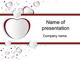 powerpoint templates free download heart download free love day powerpoint template for your presentation