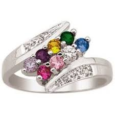 rings for mothers day family is forever personalized ring ring rings and jewlery