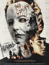 halloween h20 horror movie slasher edit by mario frías michael
