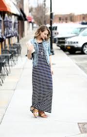 striped maxi dress penny pincher fashion bloglovin u0027