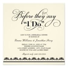 wedding vow cards rehearsal dinner invitations rehearsal dinner invites ladyprints