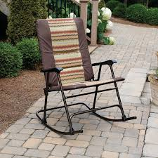 Elite Folding Rocking Chair by Zig Zag Rocker Direcsource Ltd D09 1119 1 Folding Chairs