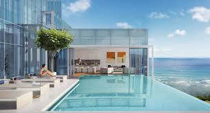 villa d architecte contemporaine indogate com table de salon jaune