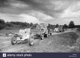 gaz 67 gaz 67 motor vehicles tow artillery systems stock photo royalty