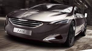 peugeot luxury car 2011 peugeot hx1 concept shows sumptuous detailing and scale but