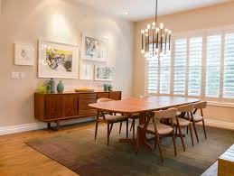 Mid Century Dining Room Furniture Mid Century Modern Dining Room Chairs All Modern Home Designs