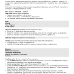Opening Resume Statement Examples by Resume Objective Examples Statement And Resume Career Objective