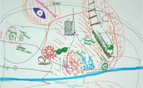 marvellous maps 2 sketch maps u2013 museum of thin objects