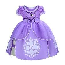 vire costumes kids rapunzel dress up costume for