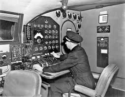 boeing 314 flight engineer panel flying boats pinterest