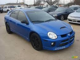 2004 electric blue pearlcoat dodge neon srt 4 1345122 photo 3