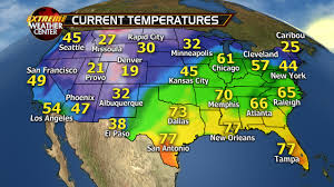 Usa Weather Map by Usa Currenttemperatures Pngjan29 Fox News Weather Blog