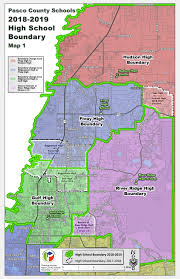 Hunger Games District Map Pasco District Posts Proposed Rezoning Map For Ridgewood High