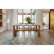 Dining Table Bench Lax Dining Bench Mash Studios Horne