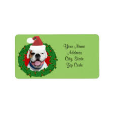 boxer dog xmas boxer dog christmas cards u0026 invitations zazzle co uk