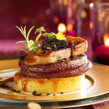 cuisiner tournedos tournedos de biche au foie gras et à la truffe recette recette