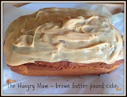 donna hay brown butter pound cake the hungry mum