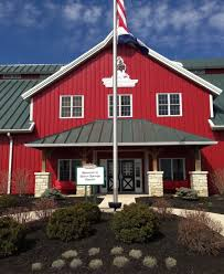 Budweiser Clydesdale Barn W U0027 From St Louis Budweiser Sign Moved To Clydesdales Farm Hip