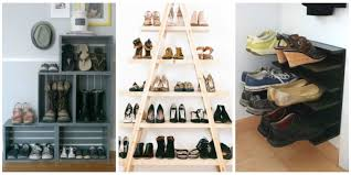 Shoe Home Decor by Shoe Storage Ideas Diy Shoe Storage