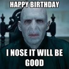 Thor Birthday Meme - happy birthday harry i know it s like 15 minutes until auguat