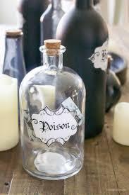diy halloween apothecary jars hello allison
