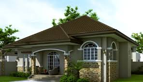 one storey house contemporary single storey house plan home design