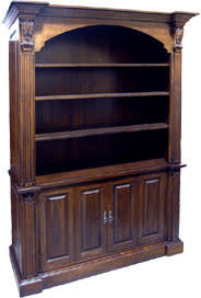 Provincial Bookcase French Country Bookcases Kate Madison Furniture