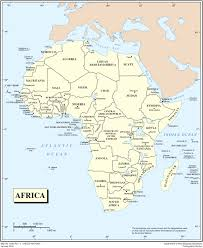 africa map high resolution high resolution detailed political map of africa africa high