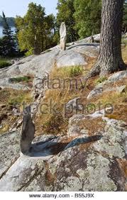 jack ellsworth rock garden off lake kabetogama voyageurs national