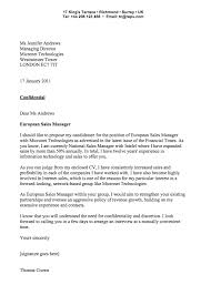 cover letter sales sle sle cover letter for sales manager club