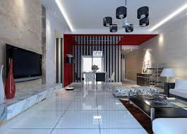 simple dining living room interior design 3d house free 3d