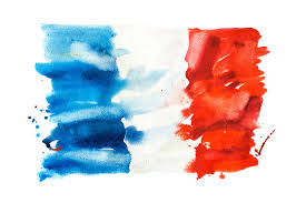 Image French Flag Watercolor France French Flag Illustrations Creative Market