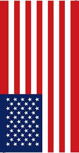 american flag to print