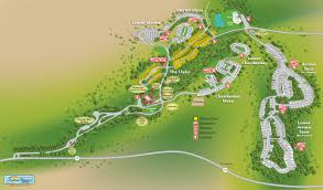 Vail Map Vail Lake Resort Find Campgrounds Near Temecula California