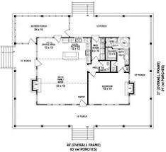 porch house plans country style house plan 1 beds 1 50 baths 1305 sq ft plan 81