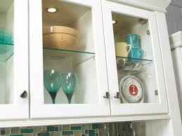 Glass Cabinet Kitchen Kitchen Remodeling Where To Splurge Where To Save Hgtv