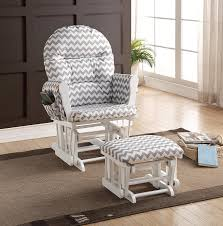 glider and ottoman cushions furniture storkcraft glider and ottoman with walmart gliders also
