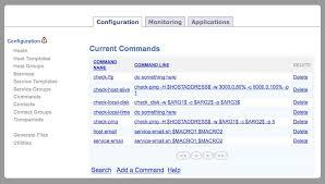 nagios web application screenshots alvinalexander com