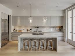 Solid Kitchen Cabinets White Kitchen Modern White Kitchen Cabinet Design Ideas L Shaped
