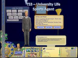 sports agent job description mod the sims new career ts3 ul sports agent pto cc