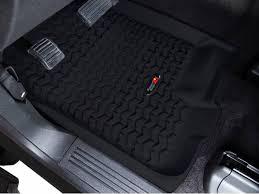 2007 jeep grand floor mats rugged ridge floor mats shop realtruck com