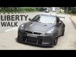 nissan gtr liberty walk wallpaper liberty walk widebody nissan gt r r35 loud accelerations