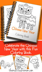 chinese coloring book coloring books learning child