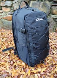 Backpack With Chair Attached Review Granite Rocx Tahoe Backpack U2013 The Run Commuter