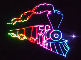 2w rgb laser light show equipment for events bomgoo