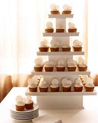 wedding cake and cupcakes wedding cupcake ideas martha stewart weddings