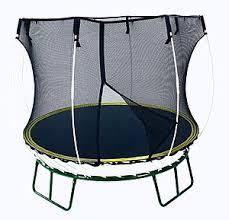 Trampoline Backyard A Backyard Trampoline Safe Or Sorry Ohboymom